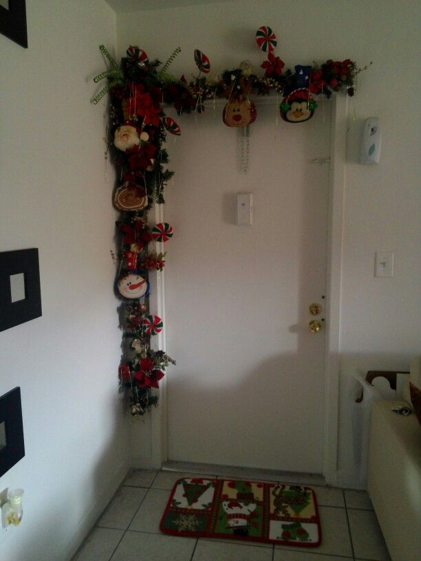Decoracion navidena natal pinterest for Decoracion navidena artesanal