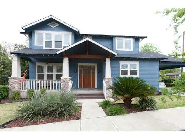 blue craftsman exteriors pinterest