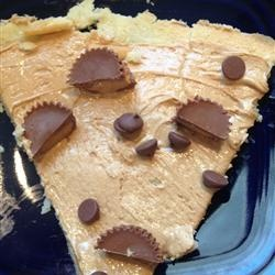 """Peanut Butter Cup Dessert Pizza   """"This recipe is so simple and easy ..."""