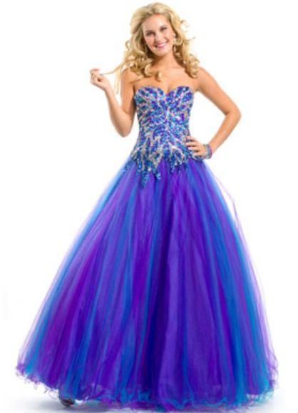 Seventeen Magizine Prom Dresses 106