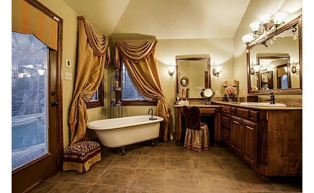 Stand alone tubs bathroom traditional home renovations with built in