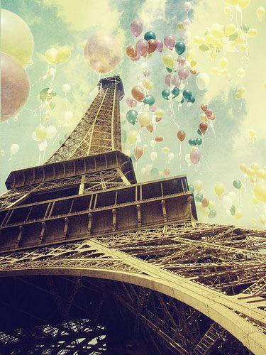 balloons+Paris