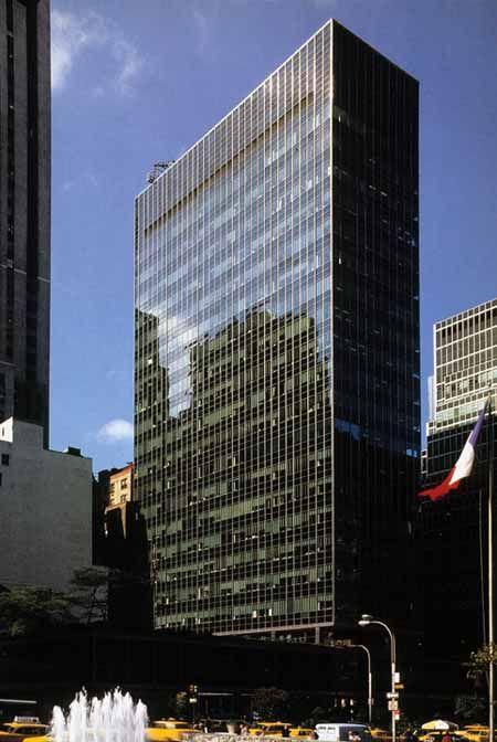 Seagram Building NYC Saturday Pinterest