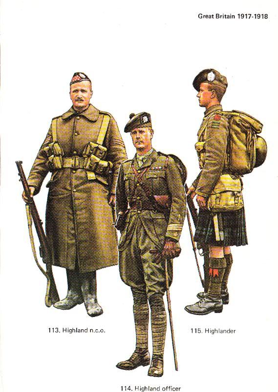 1000 Images About Ww1 Gordon Highlanders On Pinterest