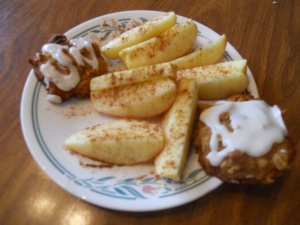 Iced Pumpkin Oatmeal Cookies Recipes — Dishmaps
