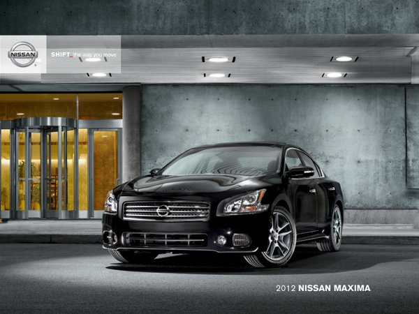 Monitor Package Nissan Maxima
