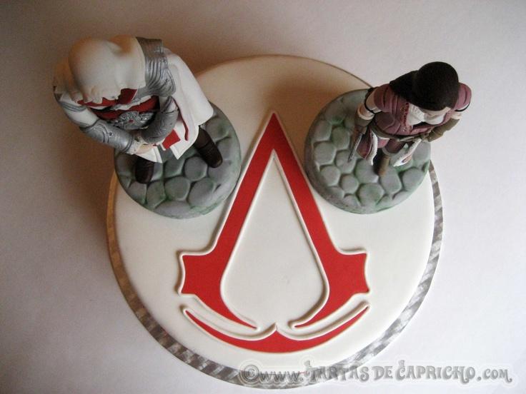 Assassin s Creed Cake Humor. Freak & Geek Pinterest