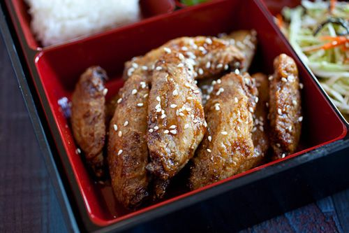 chicken wings korean chicken wings cajun chicken wings peppery chicken ...