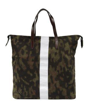 DRIES VAN NOTEN Men - Handbags - Large fabric bag DRIES VAN NOTEN on