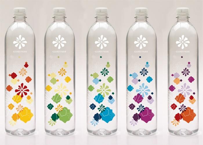 Pretty water bottles vinyl ideas pinterest for Pretty plastic bottles
