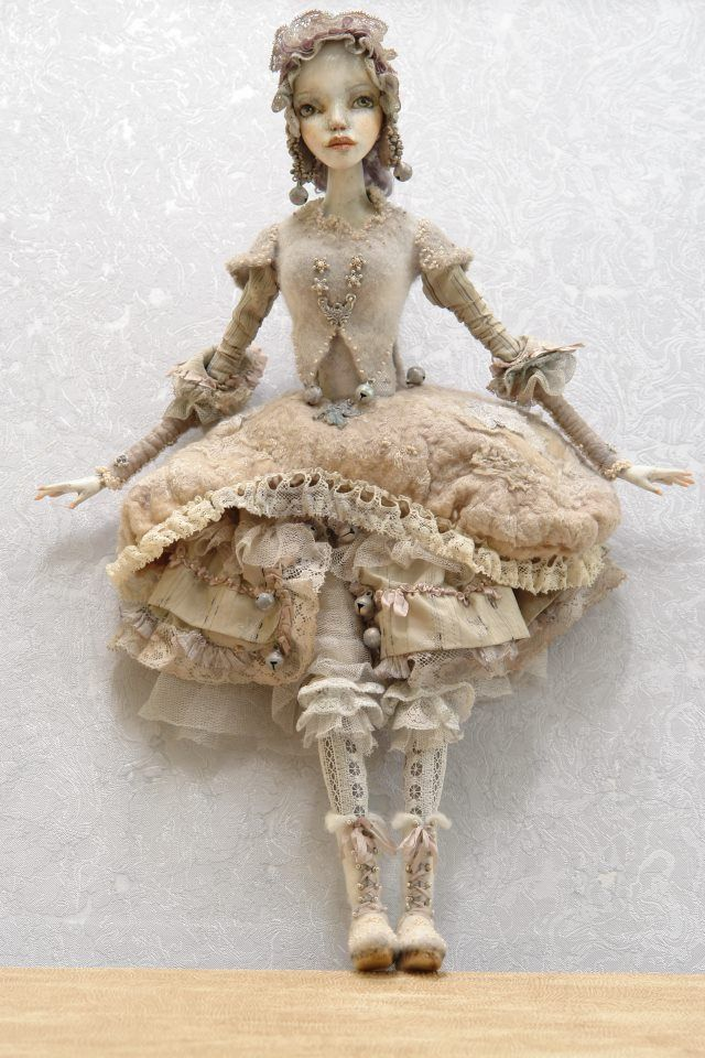 17 Best images about Artist art doll and ball jointed dolls on Pinterest Polymers, Salvador and Bjd