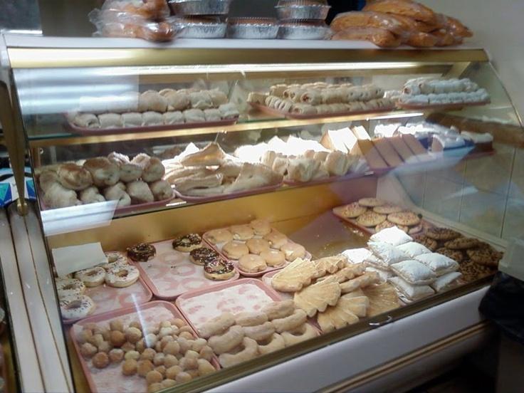 Dulces de Panadería