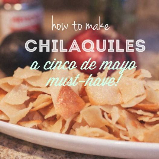 recipe how to make killer and homemade chilaquiles never let stale ...