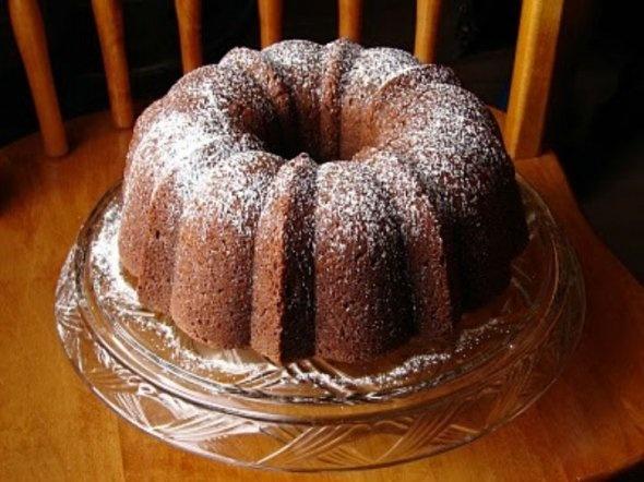 Gluten Free Chocolate Bundt cake | c u r r e n t l y | Pinterest