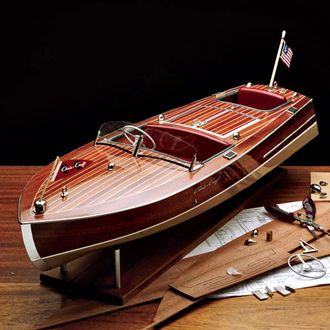 Chris Craft 1949 Racing Runabout Kit. Your own personal Love Boat Images - Frompo
