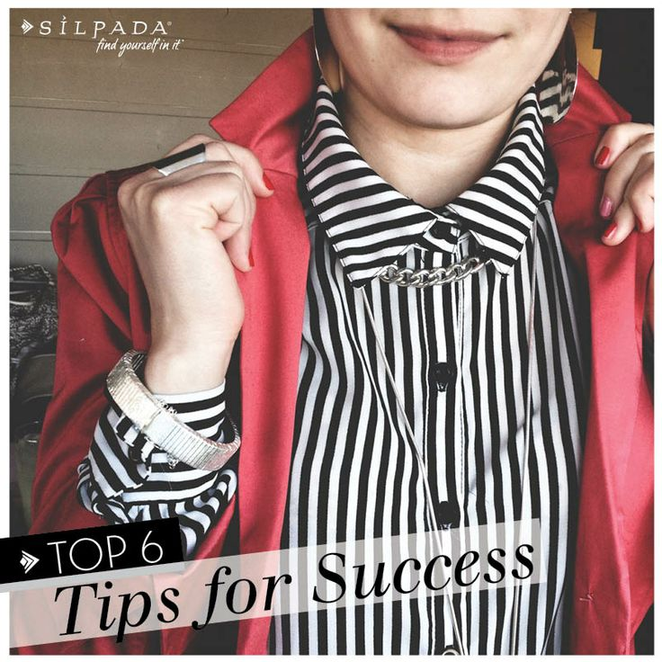 Are you a #WorkingGirl? Read our Top 6 Tips for #Success here! | Silpada Blog
