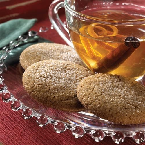 Cinnamon Snaps, Spice Islands | Spice Island Recipes | Pinterest