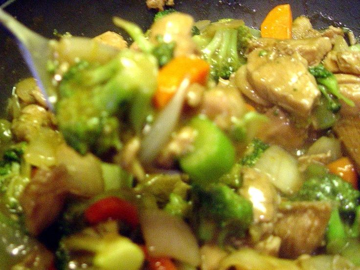 Easy Chicken Stir Fry - From 101 Cooking For Two