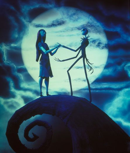 The Nightmare Before Christmas....I just watched it because I want it ...