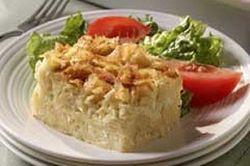Noodle kugel is a Jewish noodle casserole dish that we eat often on ...