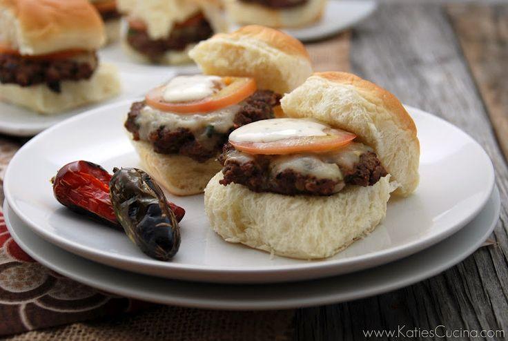 roasted jalapeno bacon sliders