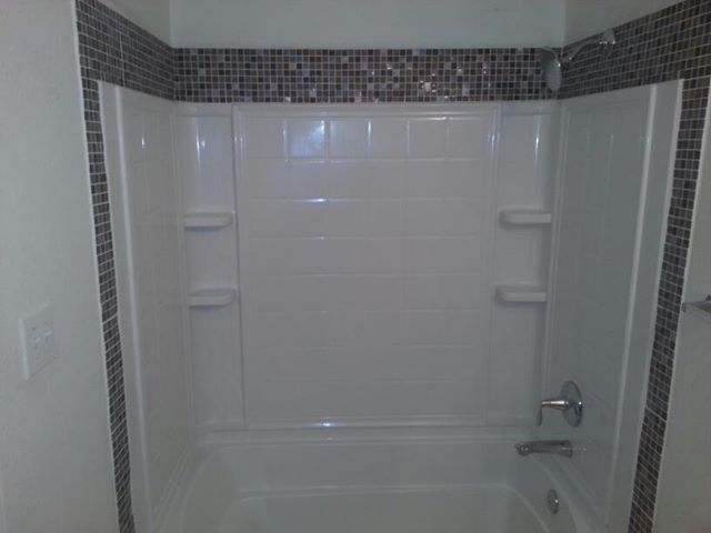 Tile Trim Around Shower For The Home Pinterest
