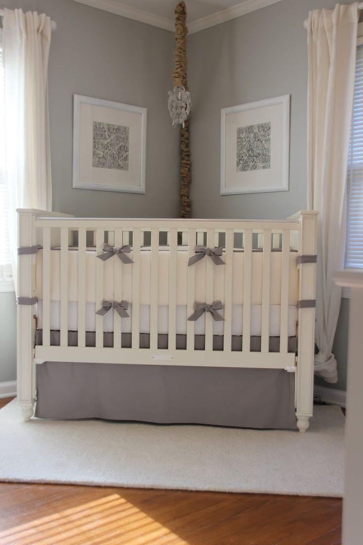 Benjamin Moore Stonington Gray Nursery Pinterest