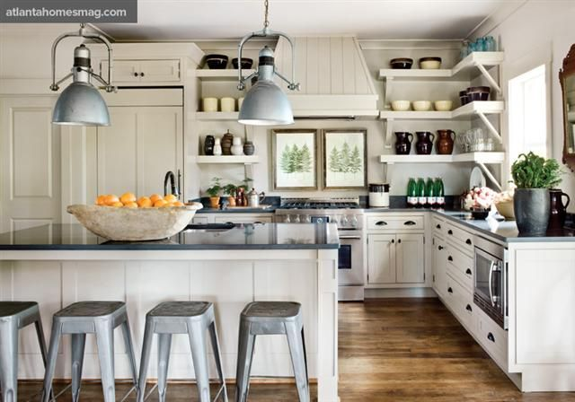 I love so many things about this kitchen!