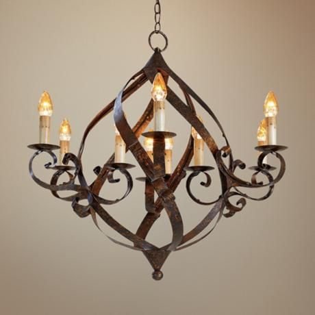 currey and company gramercy 9 light chandelier this is what we have. Black Bedroom Furniture Sets. Home Design Ideas