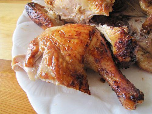 Red Miso Roast Chicken | Favorite Recipes | Pinterest