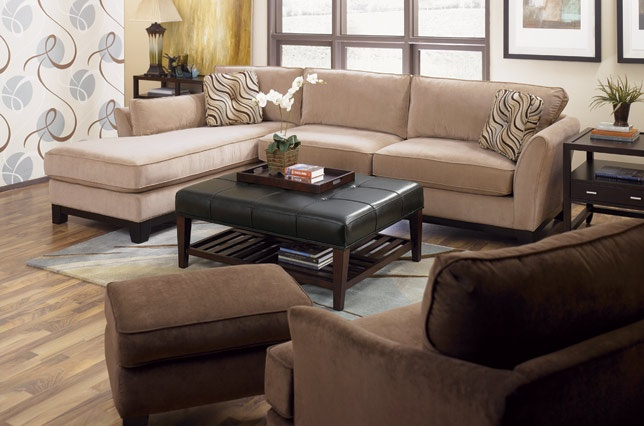La Z Boy Sectional Dream Home Pinterest