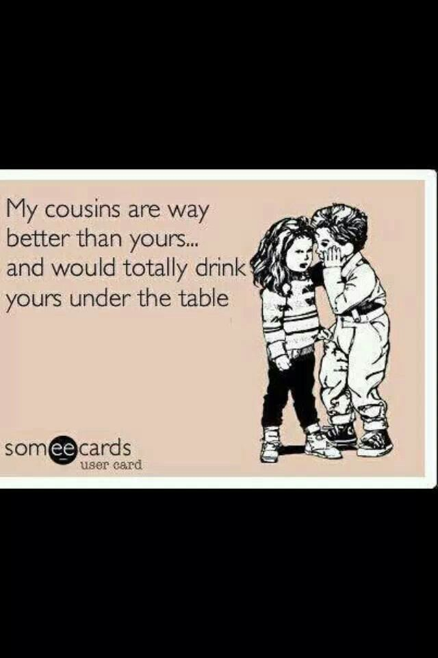 funny quotes about cousins quotesgram