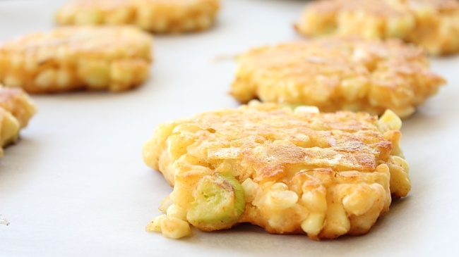 Corn Griddle Cakes | Food | Pinterest
