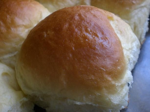 Easy Dinner Rolls. Made these and they are so easy and so good!!
