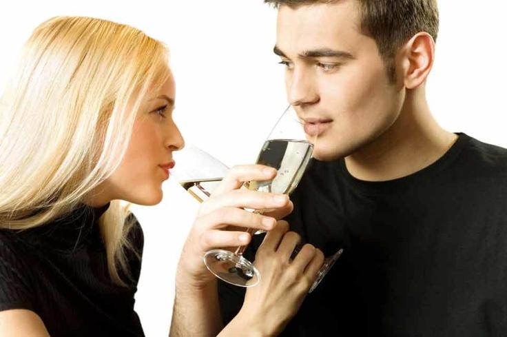 Wie mit einem mann flirten