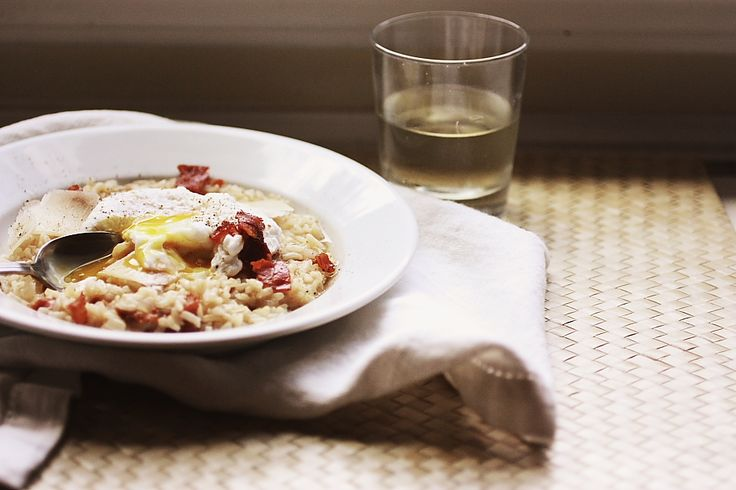 Risotto Carbonara | Culinary Couture | Pinterest