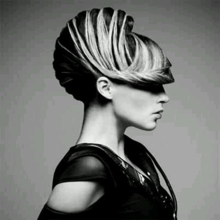 Hair sculpture Hair Pinterest