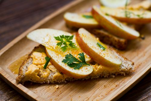 salad toasted whole grain apple cheddar panini apple cheddar panini ...