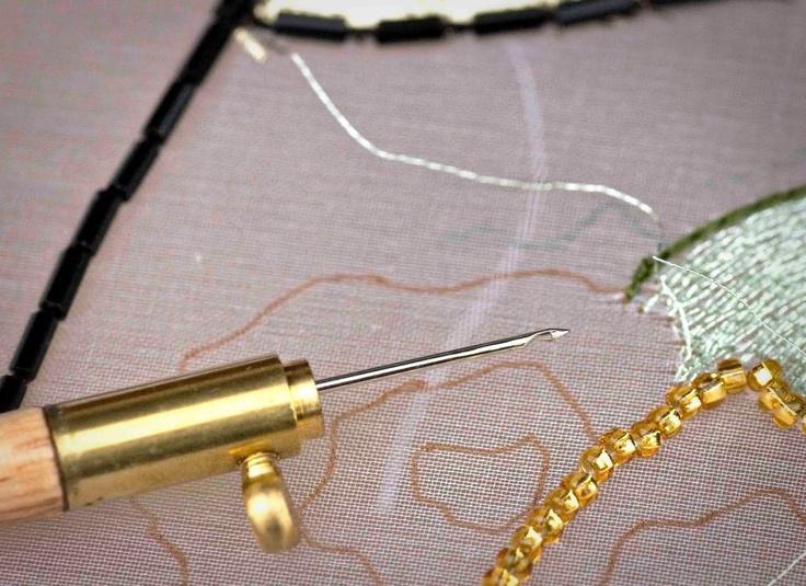 Вышивки с крючком 51