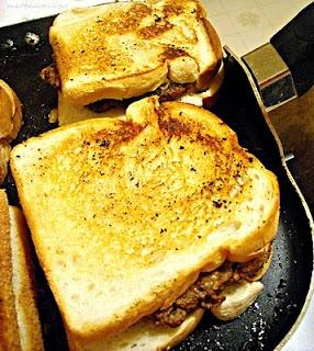 Katie Lee's Logan County Burgers | The Sandwich | Pinterest