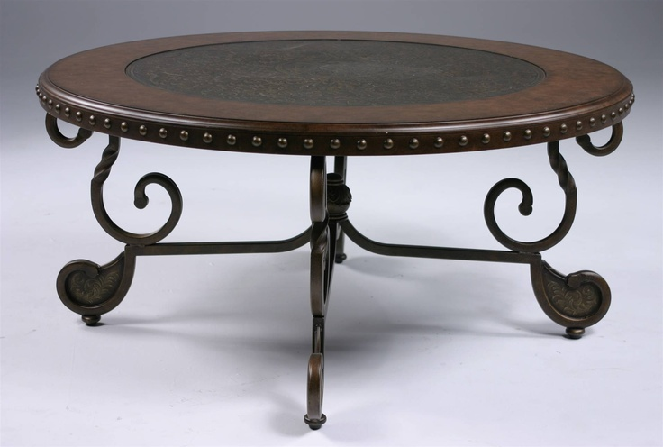 Rafferty Round Cocktail Table Home Furniture Ideas Pinterest