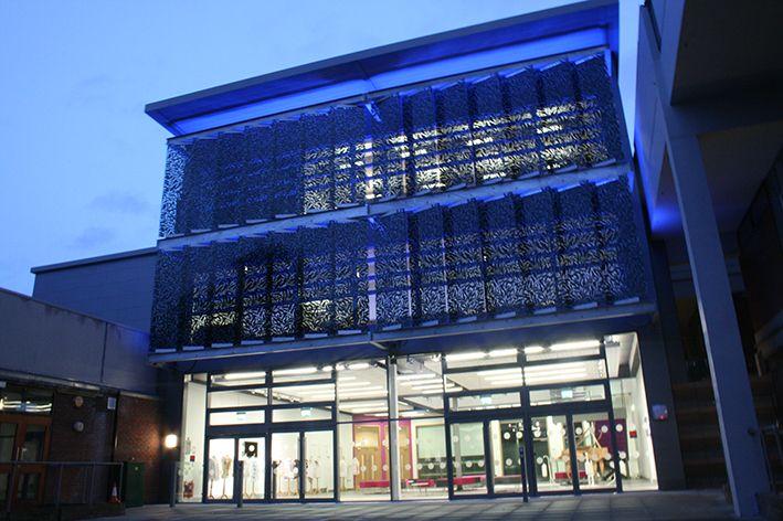 New Building Facebook