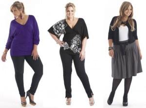 Stylish Plus Size Womens Clothing Apparel 300x221 Plus Size Womens