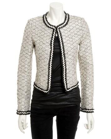 Bouclé-Blazer by vested   a passion for fashion   Pinterest