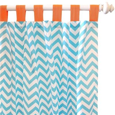Aqua And Brown Shower Curtain Black and Orange Curtains