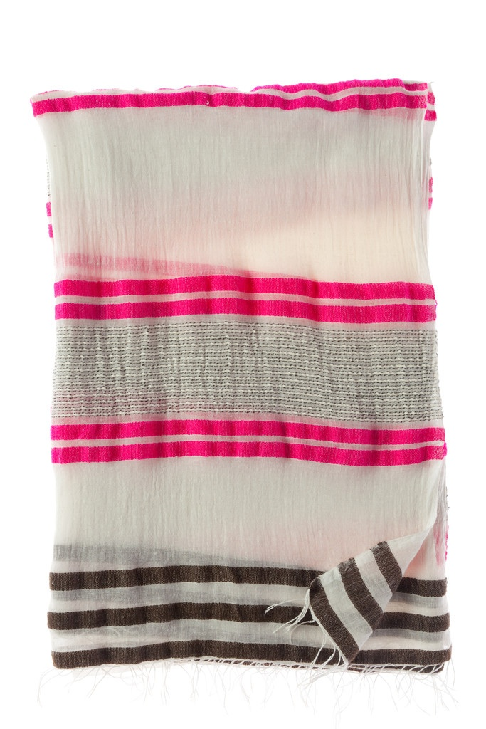 Classic Dolo Scarf from Lemlem