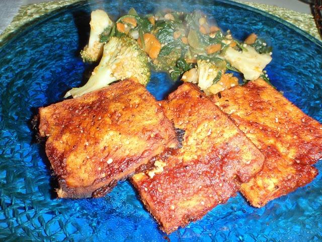 Easy bbq tofu...like...SO easy. | Foodie: Entrees | Pinterest
