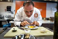 Perfectly Fried Egg - José Andrés Sees a Future Filled With Spanish ...