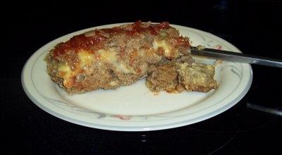 Cheesy meatloaf | Meatloafs | Pinterest