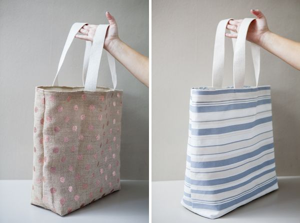 Как пошить пляжную сумку своими руками